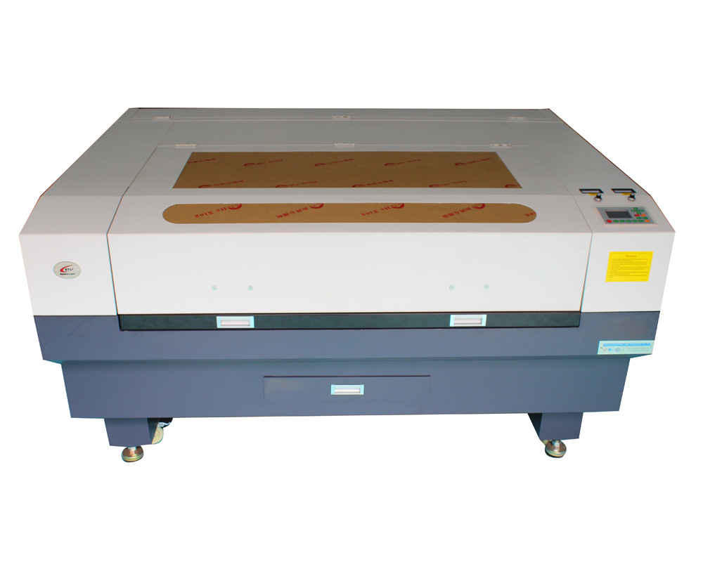 ETD Series Double Head Laser Cutting Machine