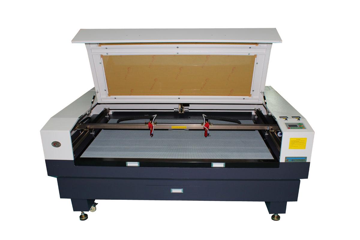 ETD-1610 Model Double Head Laser Cuttting Machine